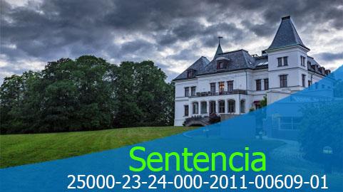 Sentencia 25000-23-24-000-2011-00609-01