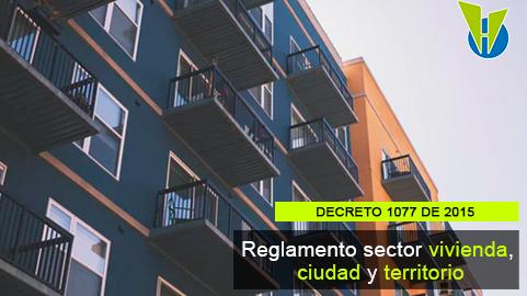 Decreto 1077 de 2015