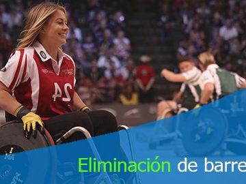 Copropiedad debe eliminar barreras que afectan personas con discapacidad