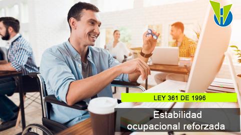 Personas vinculadas mediante contrato de prestación de servicios gozan de estabilidad ocupacional reforzada