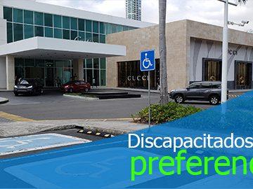 Discapacitados tienen derecho al uso exclusivo del 2% de los parqueaderos comunes