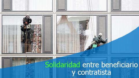 P.H. no es solidaria con obligaciones laborales entre contratista y sus trabajadores