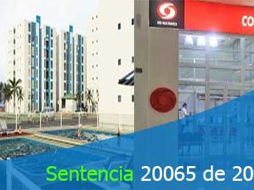 Sentencia 20065 de 2017