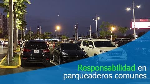 Responsabilidad de copropiedad cuando cobra por utilizar parqueaderos comunes