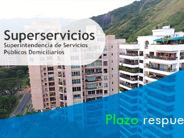 Plazo de la Superintendencia de Servicios Públicos para resolver el recurso de apelación