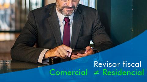 Diferencia de funciones del revisor fiscal de P.H. comercial o mixta frente a la P.H. residencial