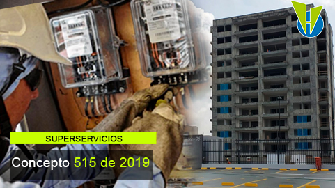 Concepto 515 de 2019 Superintendencia de Servicios Públicos