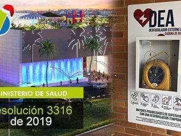 Resolución Nº 0003316 de 2019
