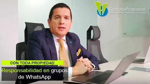 ¿Se deben cerrar grupos de WhatsApp en Colombia?