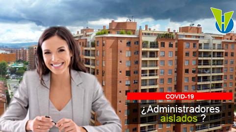 Desplazamiento de Administradores de propiedad horizontal y sus auxiliares