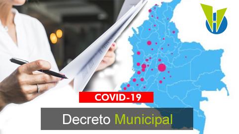 Decreto 826 de 2020 – Cartagena