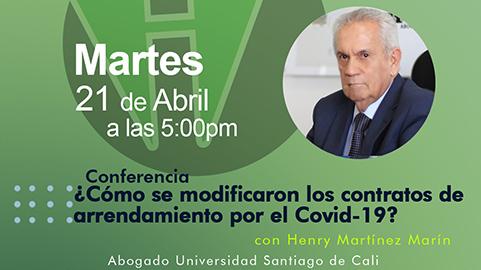 ¿Cómo se modificaron los contratos de arrendamiento por el Covid-19?
