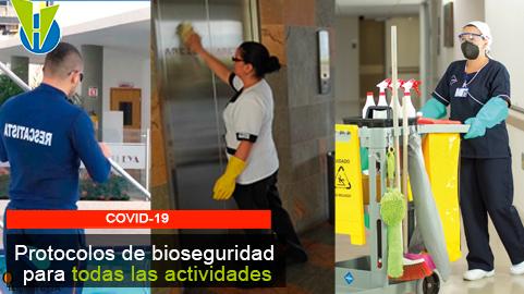 Resolución 666 Minsalud – Protocolo de bioseguridad para todas las actividades