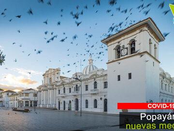 En Popayán aislamiento hasta mayo 31 funcionará así en edificios, conjuntos y Parcelaciones