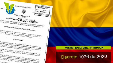 Decreto 1076 de 2020