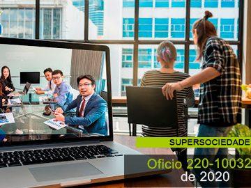 Oficio 220-100326 De 2020