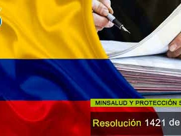 Resolución No.1421 de 2020