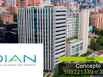 Concepto 100221330 – 2472 Dian