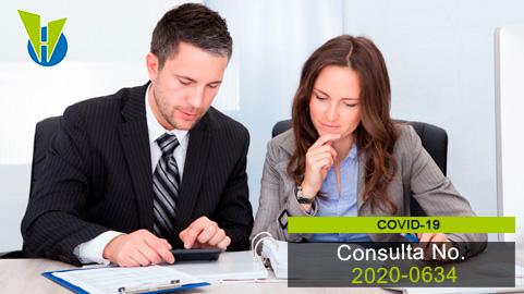 Consulta No. 2020-0634