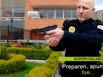 SuperVigilancia establece medidas para el control de uso de armas por empresas de seguridad