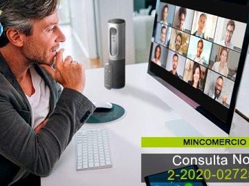 Consulta No. 2-2020-027250