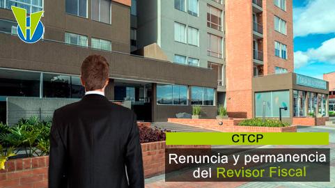 Revisor Fiscal: renuncia y elección durante Covid19