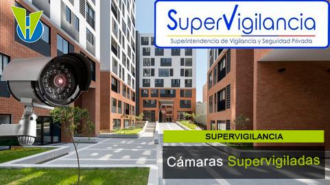Venta, arrendamiento e instalación de cámaras de seguridad requiere licencia de Superintendencia de Vigilancia