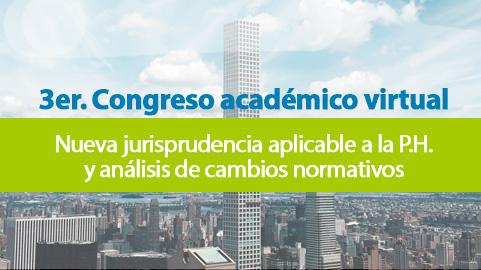 3er. Congreso académico virtual