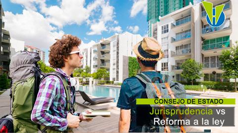 Consejo de Estado confirma requisitos de vivienda turística en P.H. que proyecto de ley pretende eliminar