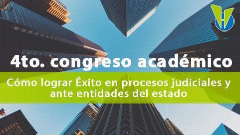 4to.  Congreso académico virtual