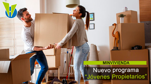 Jóvenes tendrán mayores ventajas para comprar vivienda