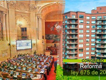 Ya se conoce el nuevo texto de la reforma a la ley 675