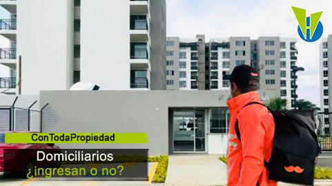 ¿Es legal que aún se prohiba el ingreso de domicilios al edificio o conjunto?