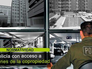 Administradores obligados a inscribirse en el Registro de Cámaras de Seguridad y CCTV